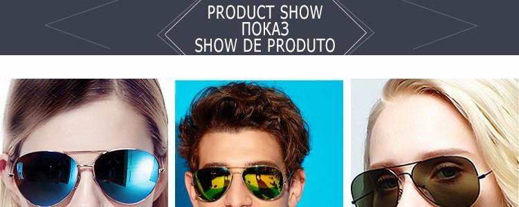 Luxury Aviator Sunglasses Women Men Brand Designer Reflective Mirror Sunglass Female Male Lady Sun Glasses Vintage Retro oculos (4)