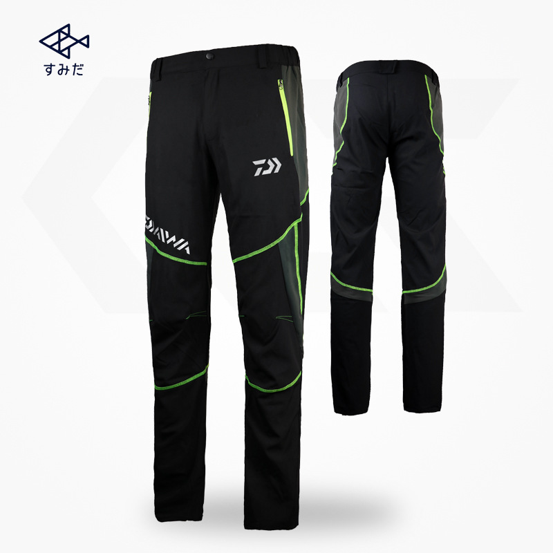 2018 NEW DAIWA Fishing pants trousers Sunscreen man Breathable Ultrathin outdoors summer DAWA Quick dry DAIWAS Free shipping цена