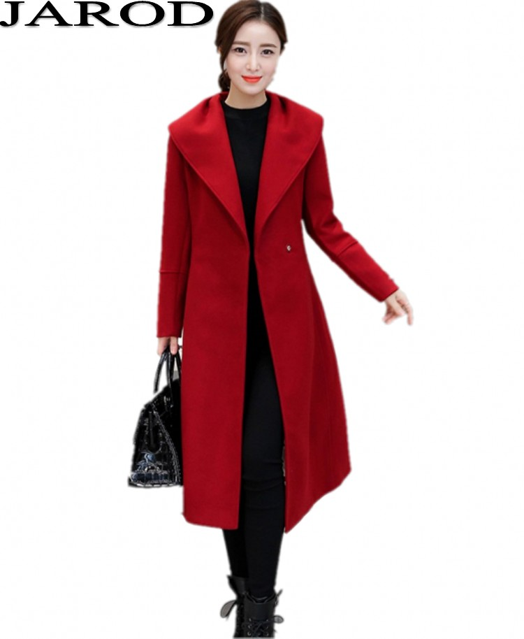 Hot Sale Elegant Lady Autumn Winter font b Jacket b font font b Women b font