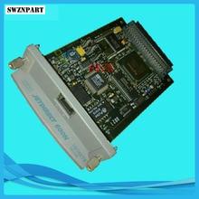 Бесплатная ДОСТАВКА для HP Jetdirect 600N J3113A J3110A J3111A J3112A 10/100tx Ethernet внутренний сервер печати сетевая карта распродажа