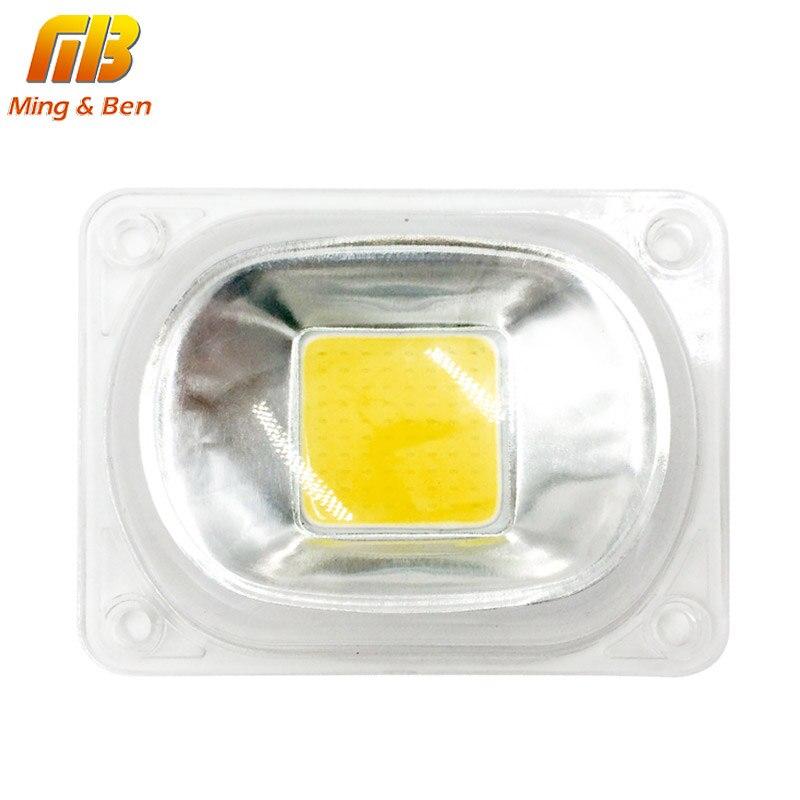 [mingben]-1set-of-led-cob-chip-lens-reflector-smart-ic-chip-50w-30w-20w-230v-for-led-flood-light-diy-need-heatsink-for-cooling