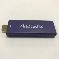 EZCast 4k HDMI MHL Dual Display DLNA HDMI Dongle TV Stick Airplay Support 4 To 1
