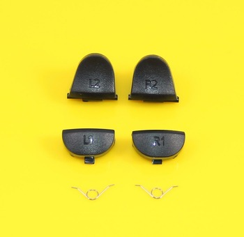 JCD Replacement fit for Playstation 4 PS4 controller spring L2 R2 L1 R1 New for Playstation4 button spring for PS4