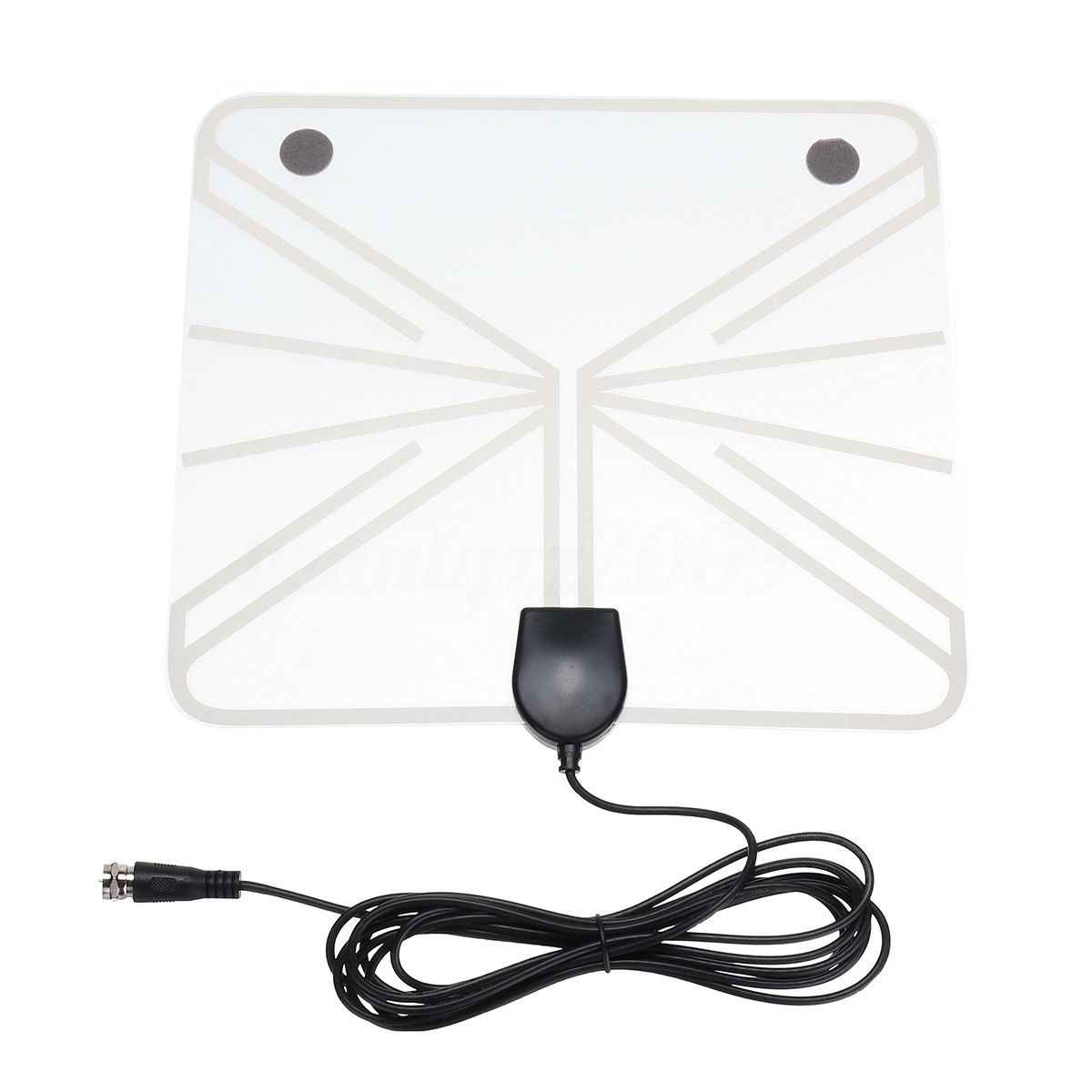 Usb Indoor Digital Tv Antenna 50 100 Miles Range Signal P Amplified Hdtv In Tv Antenna From