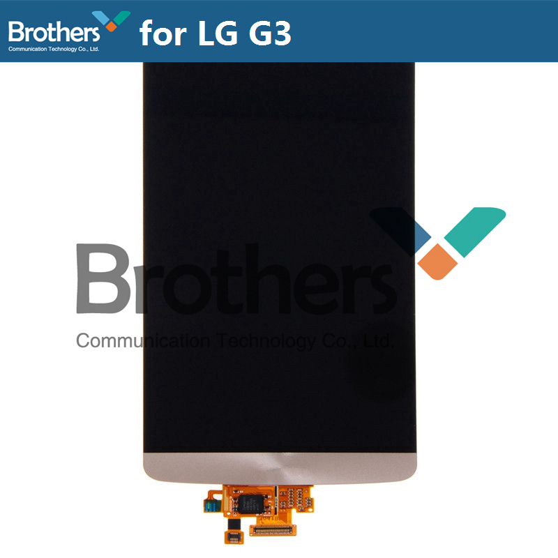 for <font><b>LG</b></font> <font><b>G3</b></font> LCD <font><b>Screen</b></font> Touch <font><b>Screen</b></font> Digitizer For <font><b>LG</b></font> <font><b>G3</b></font> D830 D850 D851 D855 VS985 LS990 F400L LCD Assembly Phone Replacement Test image
