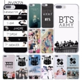 Funda para teléfono BTS Bangtan Boys music logo Young Forever Wings ARMY para Apple iPhone X XR XS Max 6 6 s 7 8 Plus 5 5S SE 5C 4S 10