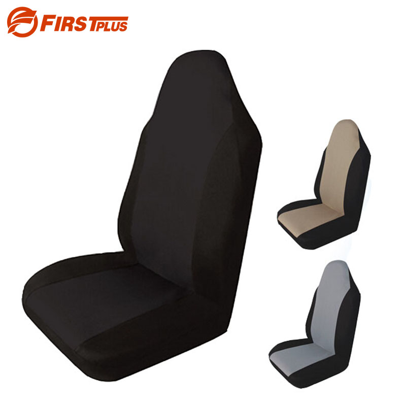Universal Auto Seat Covers Elastic Polyester Car Seat