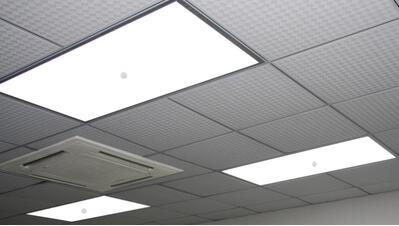 Здесь можно купить   Led integrated ceiling panel lights flat lights human body sensor lights kitchen toilet aisle embedded aluminum plate Строительство и Недвижимость