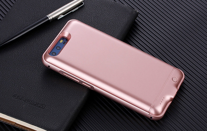 YourTribe Huawei Honor 9 Battery case 6000 Mah Metal frame Battery ...