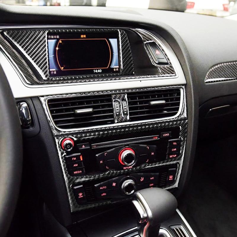 Aliexpress.com : Buy Carbon Fiber Stickers For Audi A4 B8