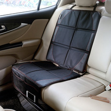 Luxury Car Seat Protector Child Baby Auto Seat Mat Protection For Car Seats