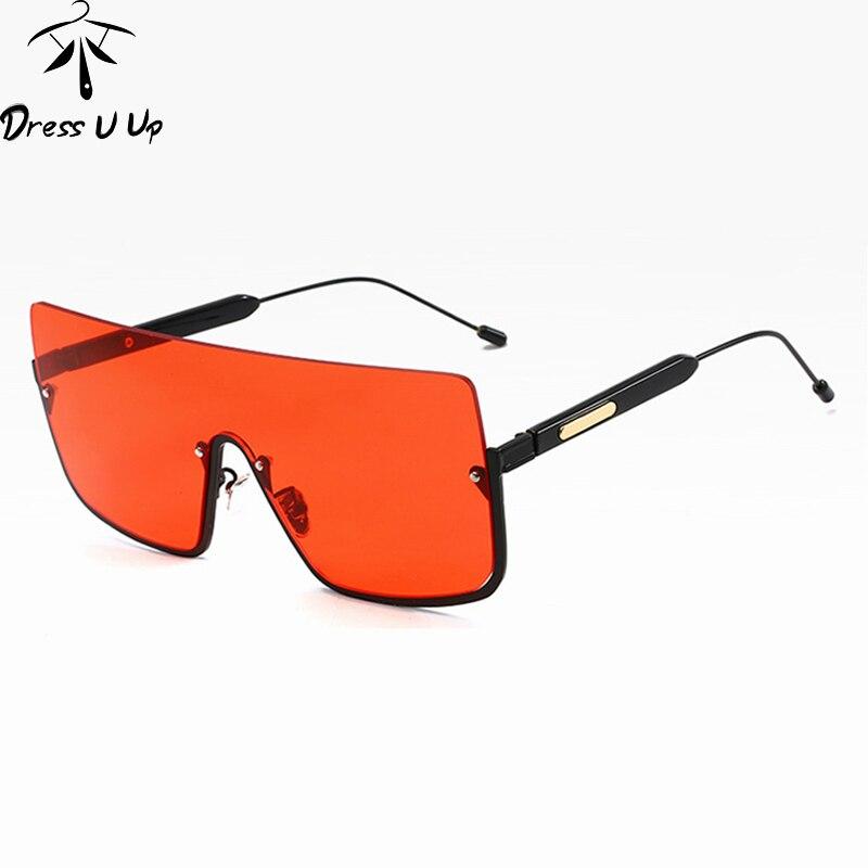 60a9953cac Cuadrado Mujer HombresDiseñador C1 Sol Colores Sin Gafas Grande c2 c3  Dressuup Las Tonos Lujo c4 De ...