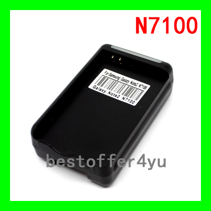 NEW Note 2 II GT-N7100 N7100 charger For Samsung Galaxy Note 2 II GT-N7100 N7100 battery charger UK EU US
