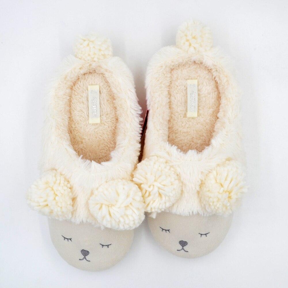 Pantoufles Domestique With Couple Gray Mouton Heel gray Laine Millffy Petit white En Agneaux Peluche white Strabisme Heel Intérieur Maison dxvCqx