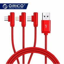 ORICO 3 in 1 USB Cable for Mobile Phone Micro USB Type C