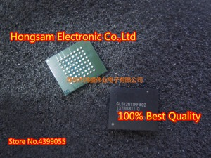 Image 1 - 5 قطعة 10 قطعة S29GL512N11FFA02 GL512N11FFA02
