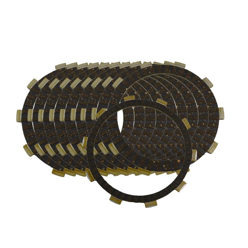 Детали для двигателя мотоцикла, комплект фрикционных пластин сцепления для SUZUKI GSF1200S GSF 1200 S 1200 S Bandit 1200 96-06 GSF1200 Bandit 00-06