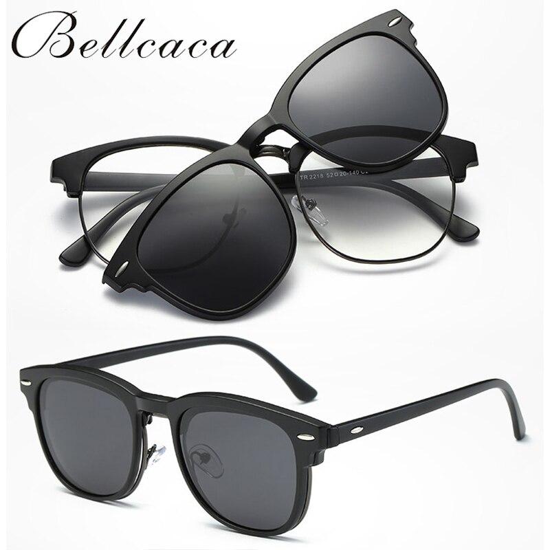 Bellcaca Spectacle Eye Eye ակնոցներ Տղամարդկանց - Հագուստի պարագաներ