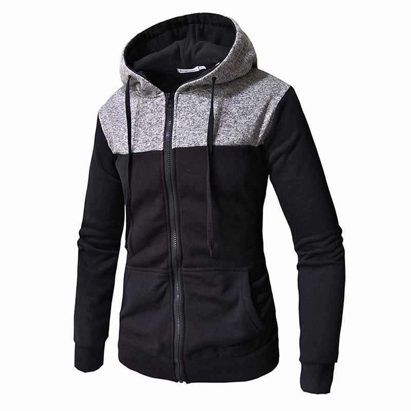 Yeni erkekler beyzbol ceket erkekler 2018 moda erkek Slim Fit üniversite üniversite palto erkek marka şık Veste Homme dış giyim