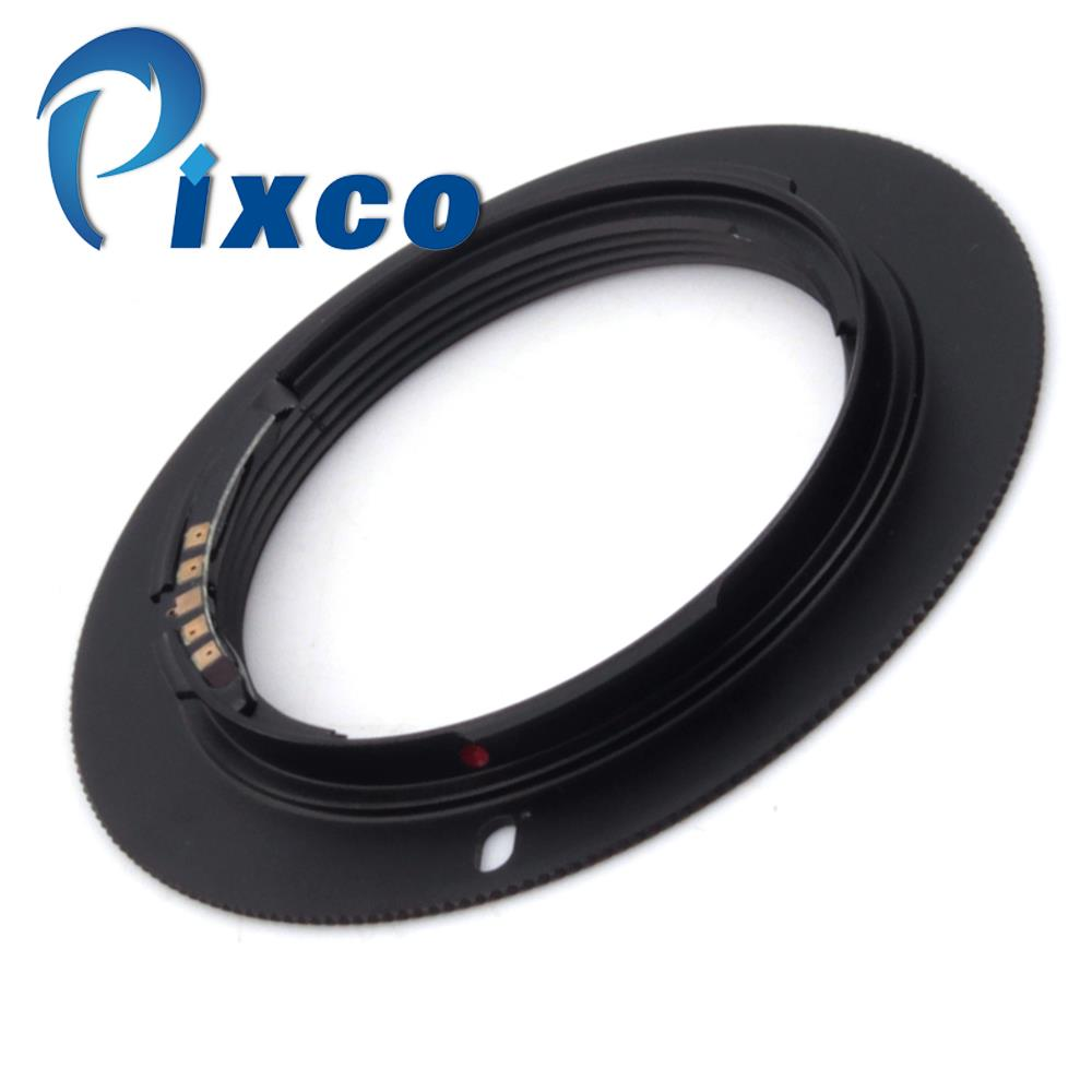 Pixco AF Confirm Lens Adapter Ring Suit For M42 Lens To /sony /alpha /minolta MA Camera A77II A58 A99 A65 A57 A77 A900 A55 A35