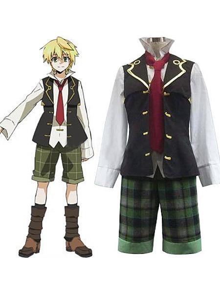 Pandora Hearts Oz Vessalius Cosplay Costume Tailor Made
