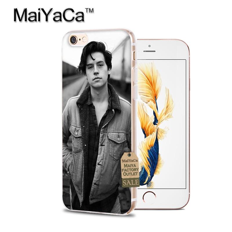 coque iphone 7 riverdale transparente