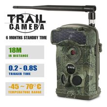 Hunting Camera Infrared Night Vision 1080P 3G Wireless Wide Angle Waterproof Motion Detect Wildlife Scouting Hunt Trail Camera цена и фото