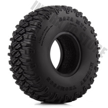 """4PCS RC Car 1.55"""" Rubber Wheel Tires 1.55 Inch Tyre for Axial SCX10 90046 D90 TF2 Tamiya 1/10 RC Crawler"""