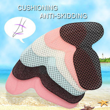 wholesale and retail Silicone Heel Pad Cushions Soft Shoe orthopedic Insoles Anti-slip Back Feet Protector