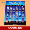 Effiel Tower Magnetic Bookmark Paris Tower Magnetic Bookmarks For Books Magnetic Clips Page Marker