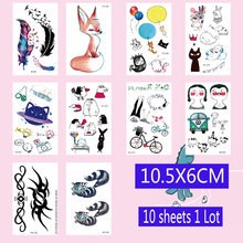 0744b7a84 New Tattoos Designs Promotion-Shop for Promotional New Tattoos Designs on  Aliexpress.com