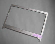 New Authentic Lenovo S400 S405 LCD Entrance bezel cowl Display body with digital camera gap sliver NO   contact