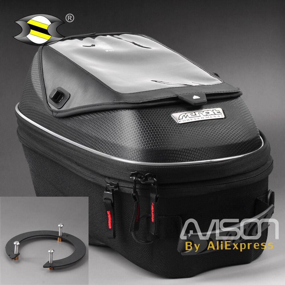Motorcycle Navigation Tank Bags Kit Fit Fot Kawasaki Z 800 13-15 / Versys 1000 12-15 / Z 1000 10-13 / Z 1000 SX 11-15