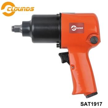 SAT1917 Pneumatic 1/2 Inch Pneumatic Wrench Air Impact Wrench Air Tools 700N-m 1/2 Inch Pneumatic Air Impact Wrench Air Tools