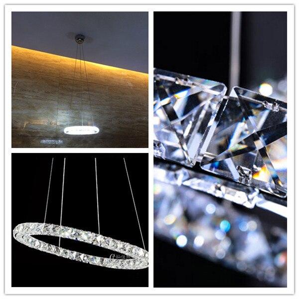 Heißer Verkauf modernes kreist Kristallleuchter-Licht-moderne - Innenbeleuchtung - Foto 3