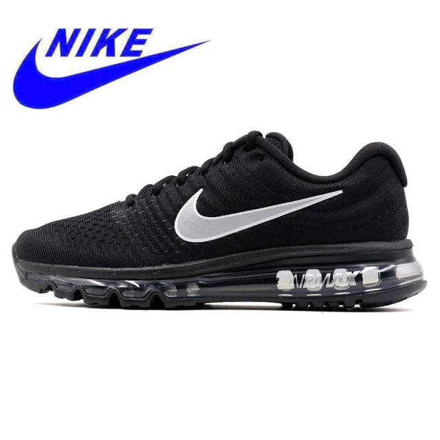 Original Nike Air Max 2017 Breathable Men's New Arrival Official Sports Sneakers Running Shoes size7-11