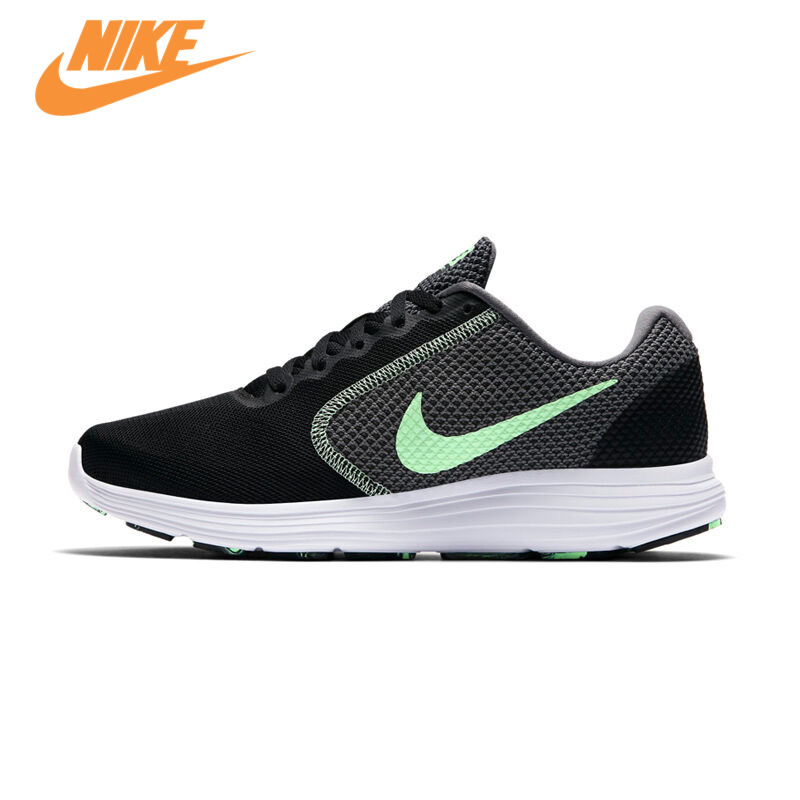 Original New Arrival Official Nike Breathable WMNS REVOLUTIONS 3 Women's Running Shoes Sports Sneakers Trainers original new arrival official nike air max plus tn ultra 3m men s breathable running shoes sports sneakers