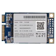 Kingfast F9M stable performance PC internal Msata SSD 512GB SATAIII MLC flash with cache Solid State Drive for ultrabook/tablet