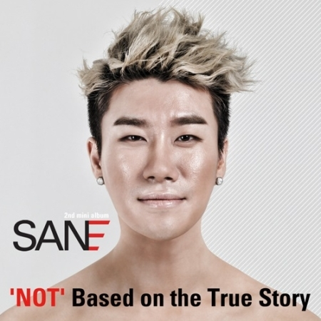 SAN E - MINI ALBUM NOT BASED ON THE TRUE STORY  Release Date 2013-11-21 KPOP