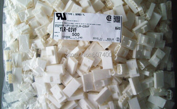 YLR-03VF housings white color Connectors terminals housings 100% new and Original parts