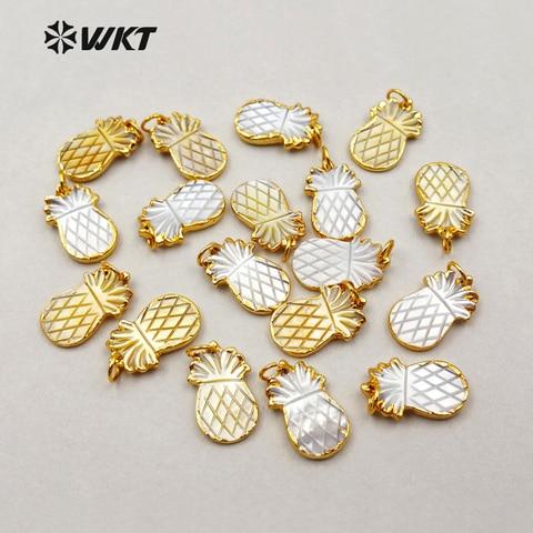 Женское Ожерелье в форме ананаса wt p1241 wkt