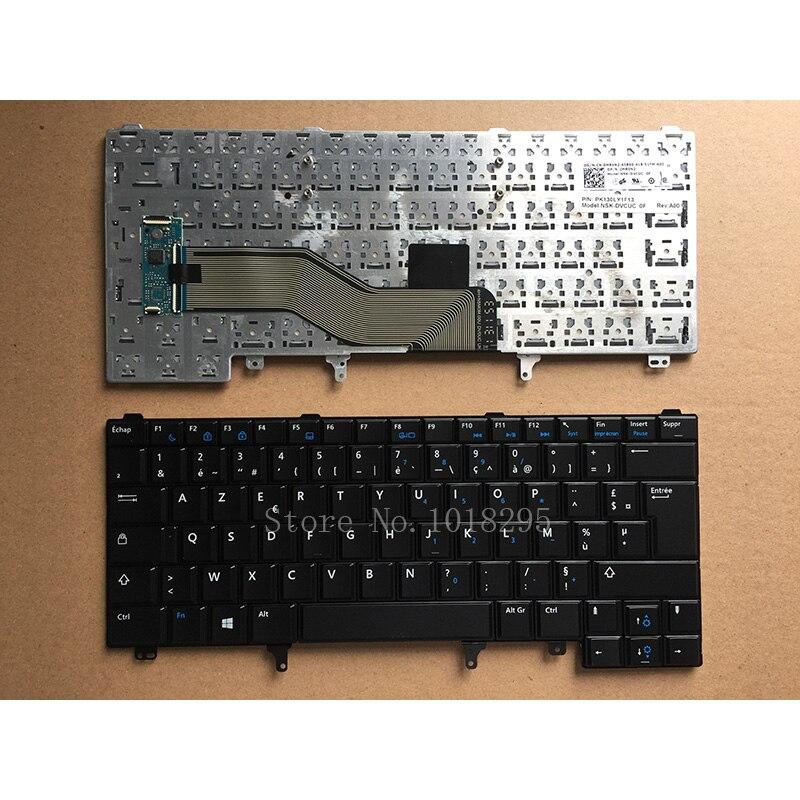 No trackball NEW Keyboard For Dell E5420 E6420 E6430 Spanish