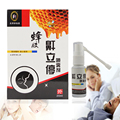 herbal  Silence Anti Snoring throat spray For good sleep Natural formula long lasting Reduce throat vibration Snoring n
