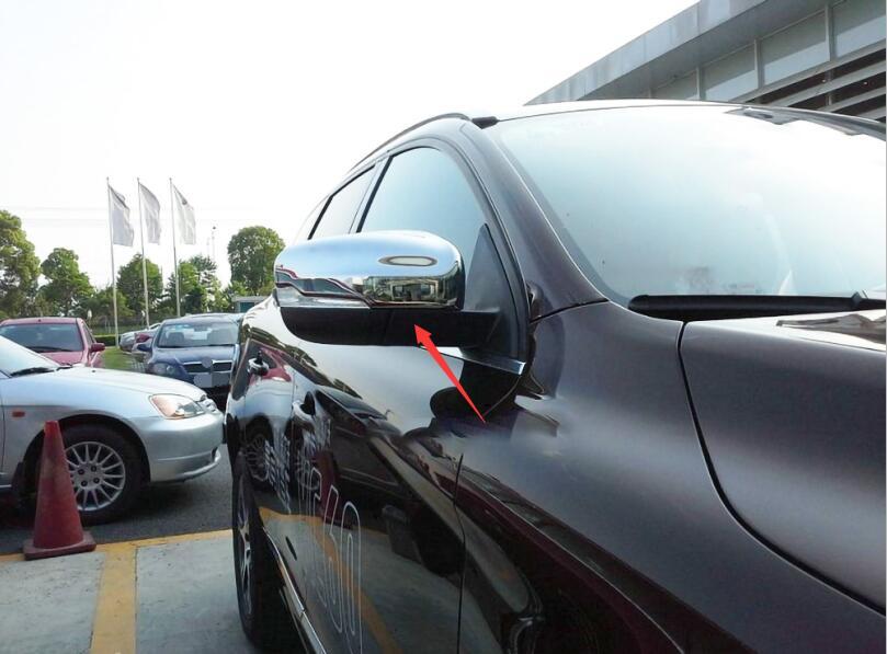 Ala izquierda del lado del pasajero de Vidrio Espejo para Volvo XC40 2017-On climatizada