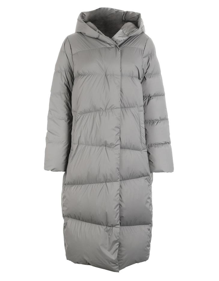 À D'hiver gris Parka Mode Couleur Jojx Femme Noir Capuchon Longue 2018 Grand Solide Manteau Streetwear Femmes Rembourré Élégante Veste Casual Taille Chaud 5qIwwS1Cn