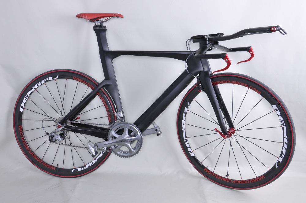 Online Shop China Hot Selling 100 Full Carbon Toray Tt Bike