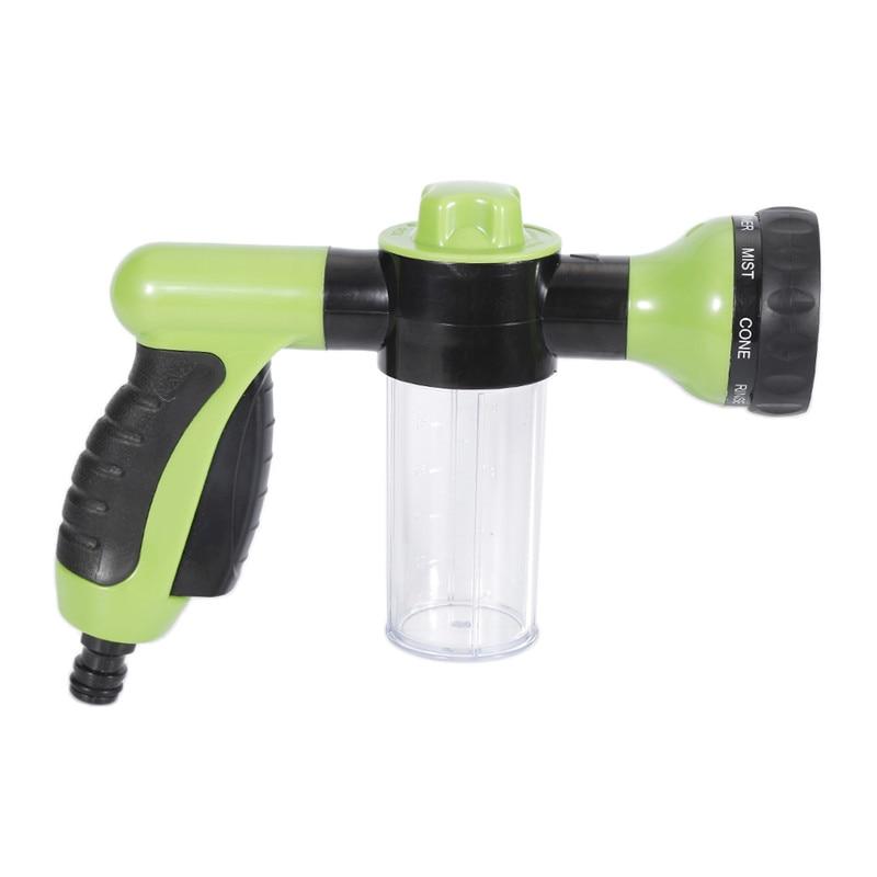 1pcs/3pcs 2017 Portable High Pressure Foam Washer Gun Multifunction Car Auto Wash Water Gun Car Cleaning Styling High Quality  2