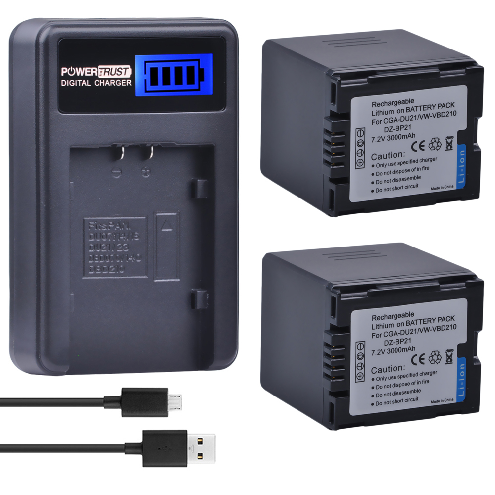 NV-GS80 NV-GS85 Camcorder NV-GS78 LCD Quick Battery Charger for Panasonic NV-GS60 NV-GS75