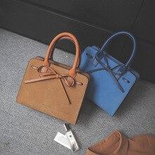 Neue stil frauen Handtasche Pu-lederne beutel frauen umhängetasche Splice pfropfen Vintage-schulter Crossbody Taschen Einkaufstasche