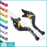 CNC Short Folding Brake Clutch Levers For HONDA CB 599 600 HORNET CB 919 CBR 600